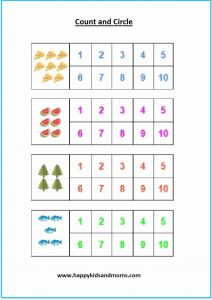 Math Worksheets for Kindergarten Big and Small or Kindergarten Math Worksheets Pdf to You Kindergarten Math