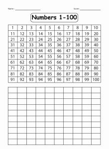 Numbers 1-50 Worksheet for Kindergarten Of Kindergarten Worksheets Maths Worksheets Explore the