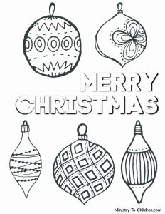 Christmas Coloring Worksheet Pdf or Christmas Coloring Pages for Kids — Ministry to Children