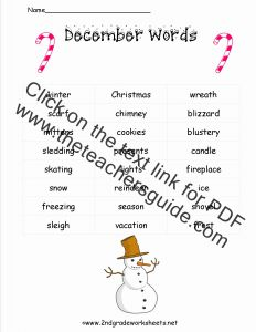 Christmas Reading Worksheets 2nd Grade or Second Grade Sentences Worksheets Ccss 2 L 1 F Worksheets