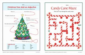 Free Printable Christmas Worksheets Of Popular Christmas Worksheets Pdf for Free Print and Download
