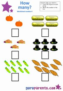 Counting Numbers Worksheets or Counting Worksheets