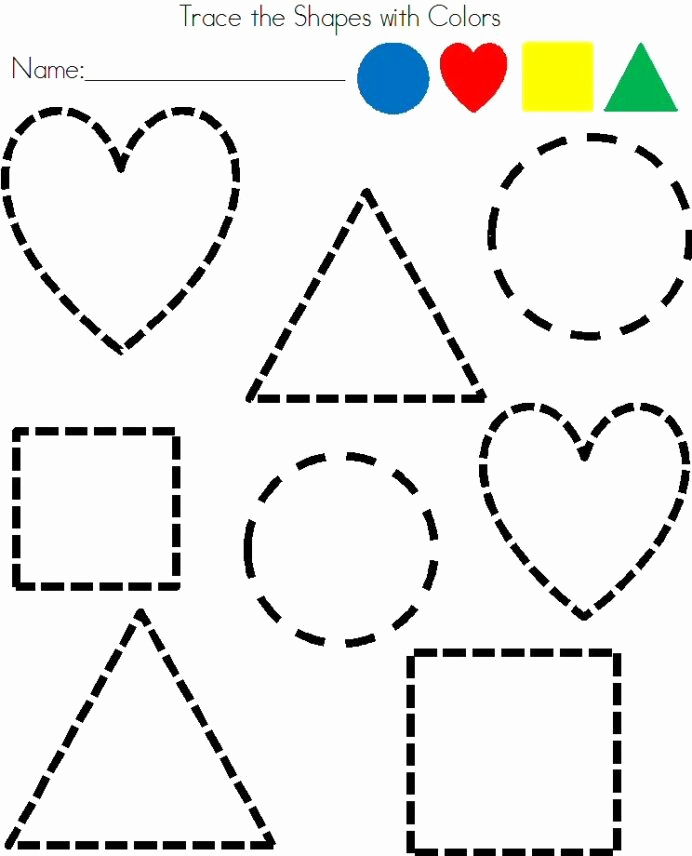 Printable Worksheets for Kindergarten Activities and Shapes More Preschool Worksheets Colors and Best for Work Problems with solutions Answers