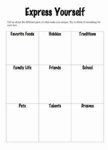Artist Worksheet Printable and High School Art Worksheets 12 Reproducible Handouts for Your Art Class