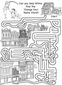 Printable Games for Kids then Fun Kids Printables with Games and Puzzles