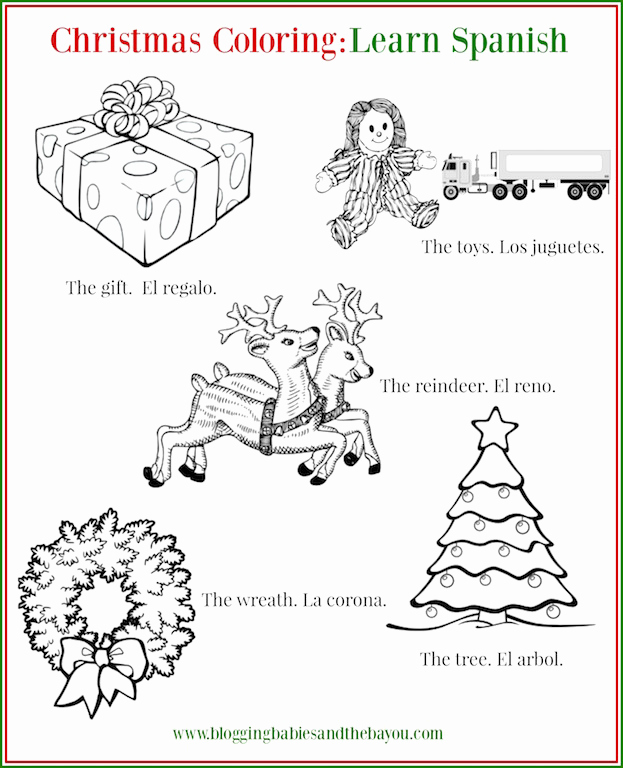 Christmas Activity Sheets or Kid Activities to Pass the Time This Holiday Children S