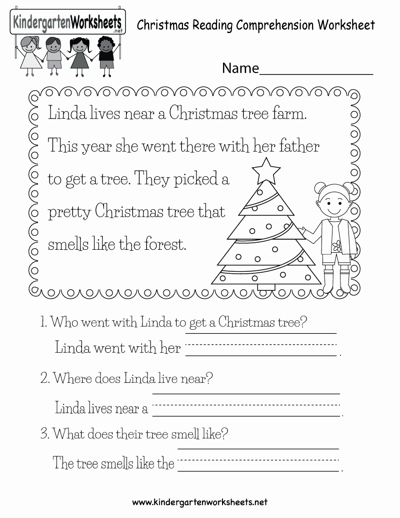 Christmas Vocabulary Worksheets Reading Comprehension Of Fema Gov Reading Worksheet