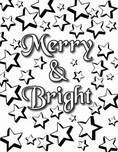 Free Printable Christmas Coloring Pages and Free Printable Christmas Coloring Pages for Adults