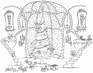 Free Printable Christmas Coloring Pages or Free Coloring Pages August 2010