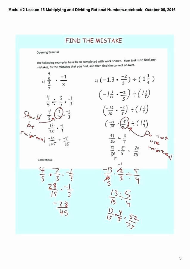 Multiplying and Dividing Rational Numbers Worksheet then 20 Multiplying and Dividing Rational Numbers Worksheet 7th
