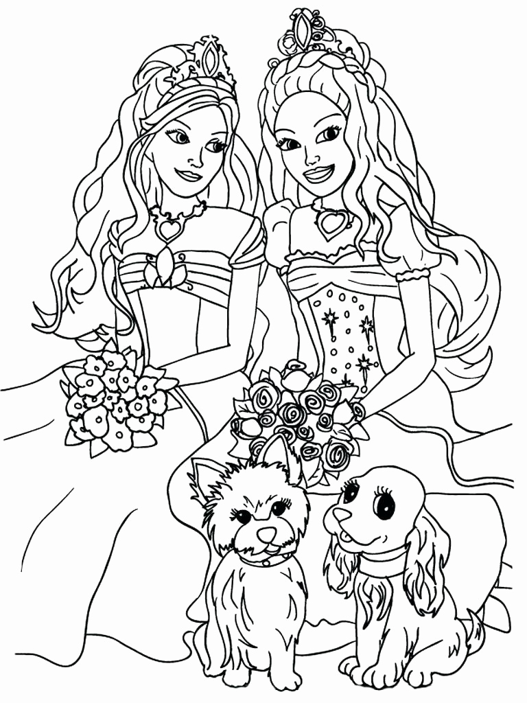 Printable Coloring Pages for Girls or Coloring Pages for Girls 10 and Up at Getcolorings