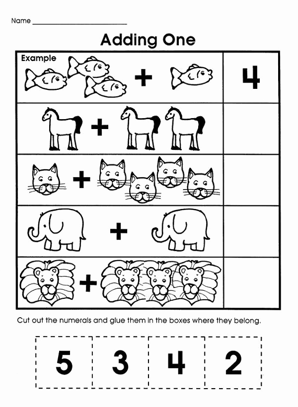Printable Math Test for Students or Easy Math Problems Printable In 2020