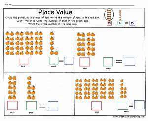 Free Printable Place Value Worksheets Of Place Value Worksheets Madebyteachers