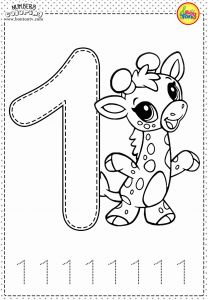 Free Printable Worksheets for Kids Number or Number 1 Preschool Printables Free Worksheets and Coloring Pages for Kids Learning Numbers