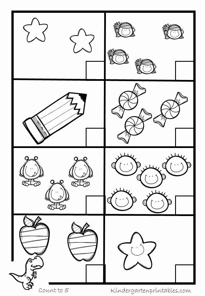 Printable Counting Worksheet Online and Counting Worksheets 1 20 Free Printable Workbook