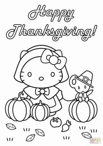 Printable Thanksgiving Coloring Pages and Easy Thanksgiving Coloring Pages at Getcolorings