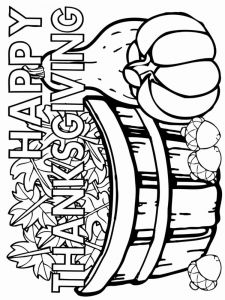 Printable Thanksgiving Coloring Pages then Happy Thanksgiving Coloring Pages Free Printable Happy Thanksgiving Coloring Pages