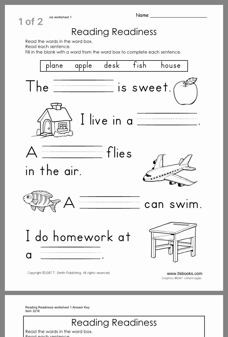 Reading Worksheets First Grade Kindergarten then Pin by andy Malster On Worksheets